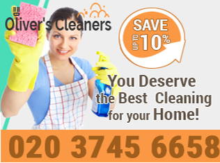 Offer Oliver's Cleaners